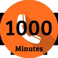 1000 Minutes