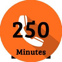 250 Minutes