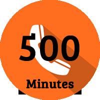 500 Minutes