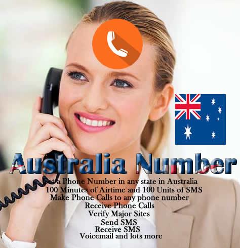 Australia Phone Number