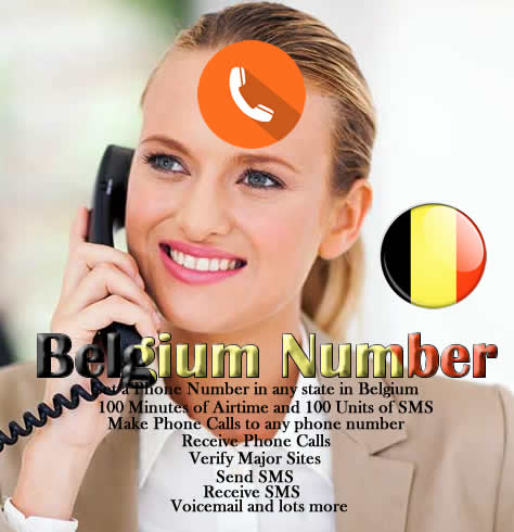Belgium Phone Number