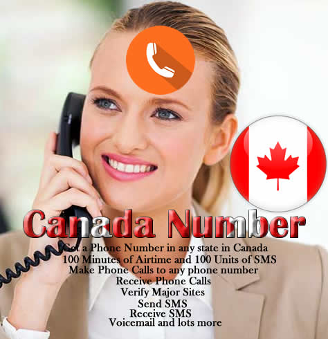 Canada Phone Number