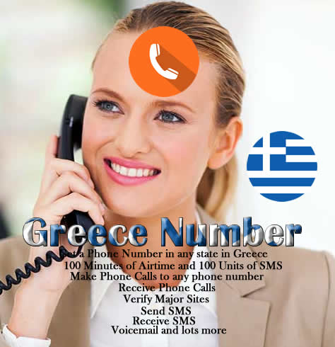 Greece Phone Number