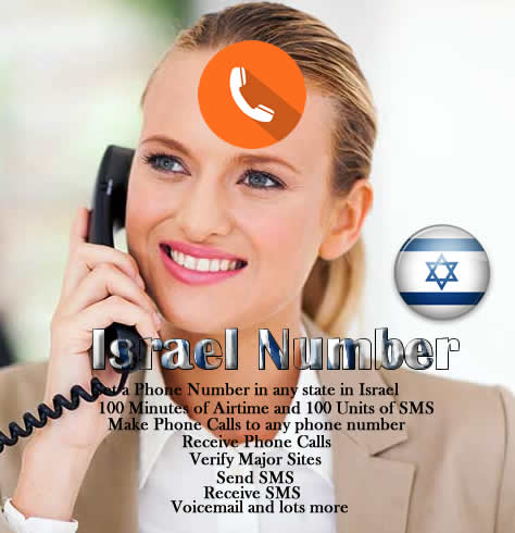 Israel Phone Number
