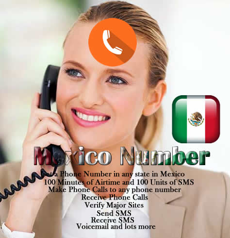 Mexico Phone Number