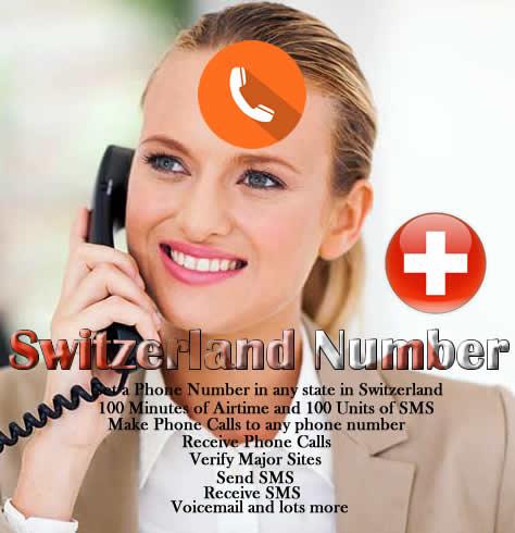 Switzerland Phone Number