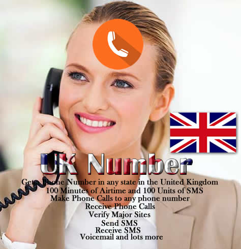 UK Phone Number