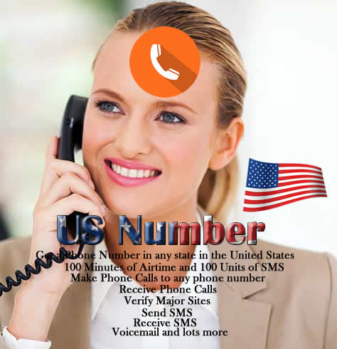 US Phone Number